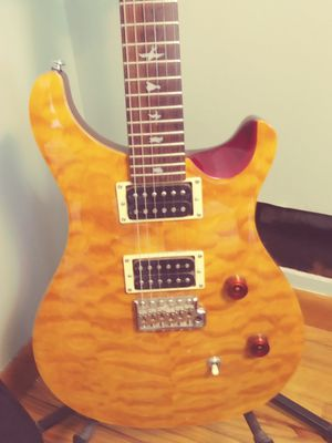 PRS Custon SE 24 guitar for Sale in Clarksburg, WV