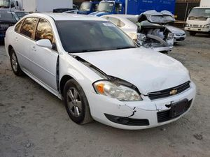 2011 CHEVROLET IMPALA LT 3.5L 130513 Parts only. U pull it yard cash only. for Sale in Temple Hills, MD