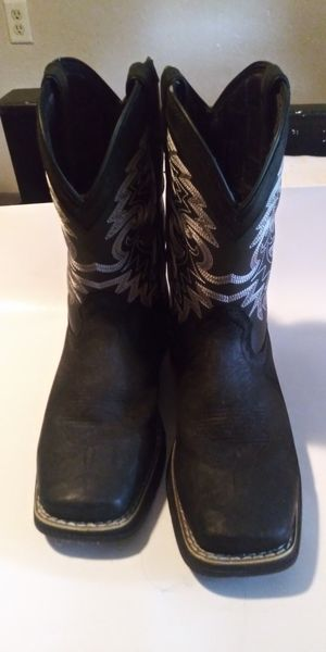 Durango Black boots Size 5 for Sale in Lithia, FL