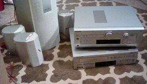 Panasonic DVD/VHS Audio system for Sale in Rockville, MD