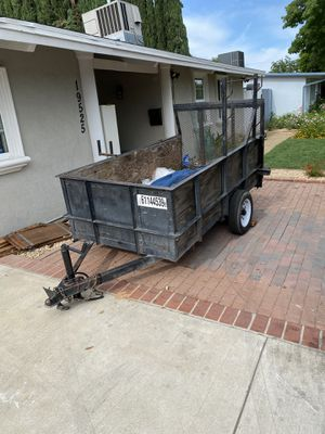 Trailer 100/52 for Sale in Los Angeles, CA