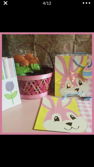 Easter stuff/decorations-ALL NEW for Sale in Scottsdale, AZ