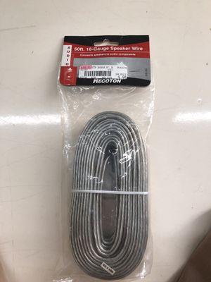 Speaker wire for Sale in Tampa, FL