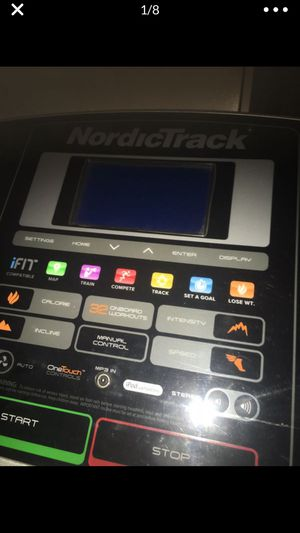 Treadmill NordicTrack c900i for Sale in Paramount, CA