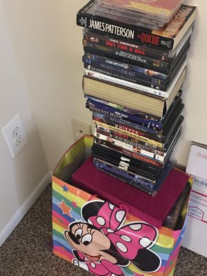 DVDs like a bunch need gone for Sale in Alexandria, VA