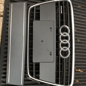 09-12 audi a4 front grill for Sale in Atlanta, GA