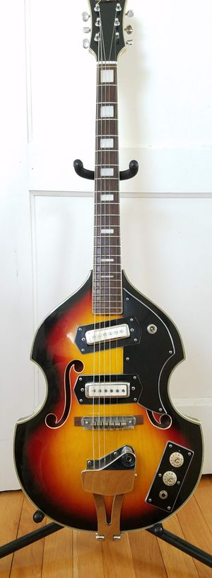 Greco Electric Guitar model GR-974 1967 Sunburst Electric Guitar for Sale in Columbus, OH