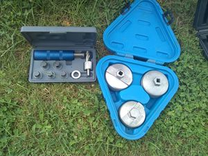 Oil filter changing kit for Toyota for Sale in South Williamsport, PA