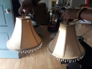 Lamp shades for Sale in Tampa, FL