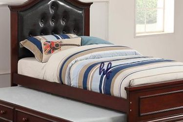 Twin Bed With Trundle And Mattresses for Sale in Miami,  FL