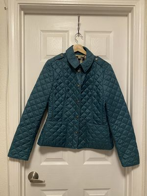 Green Burberry jacket for Sale in San Jose, CA