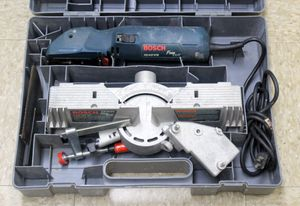 Bosch Fine Cut Finishing Saw 1640VS With Table Attachment for Sale in Lauderhill, FL
