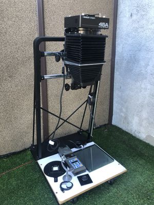 Beseler Minolta 45A Color head With 45MXII Enlarger for Sale in Glendale, CA