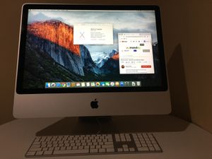 Apple iMac Computer Screen: 24 inches 8gb Ram 640gb Drive for Sale in Anaheim, CA