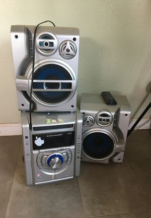 Stereo for Sale in Santa Maria, CA