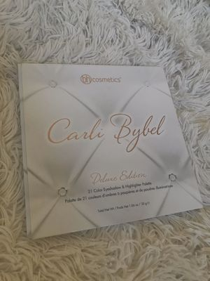 Bh cosmetics Carli Bybel palette for Sale in San Diego, CA