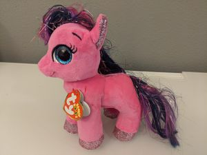 Beanie Boos Ruby Pony Stuffed Animal for Sale in Los Angeles, CA