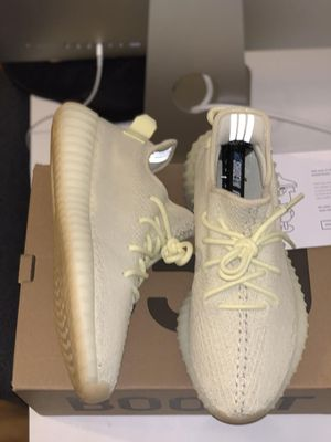 Yeezy 350 v2 butter for Sale in Alexandria, VA