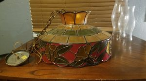Vintage light fixture for Sale in Oklahoma City, OK