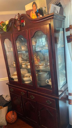 China cabinet for Sale in Springfield, VA