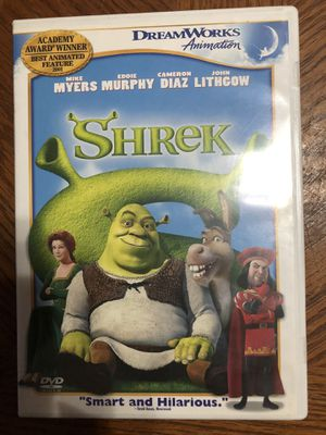 Shrek dvd for Sale in Phoenix, AZ
