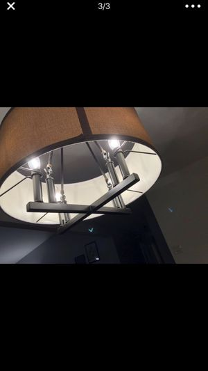 Light fixture for Sale in San Antonio, TX