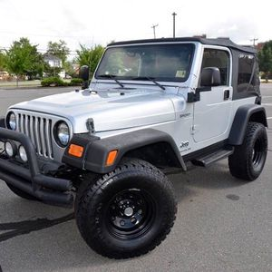 Jeep Wrangler 03 Clean Title for Sale in San Jose, CA