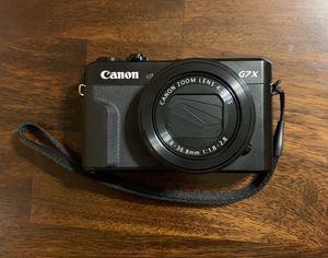 Canon Powershot G7X Mark II for Sale in Ozark, MO