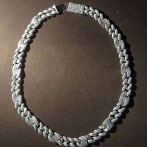 VVS Diamons Chain Cuban Link for Sale in Providence, RI