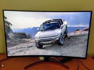 Acer 31.5 144Hz Curved Gaming Monitor(ED323QUR Abidpx) for Sale in San Diego, CA