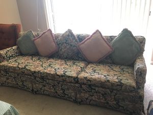 Two sofa - 3 seater and 2 seater in 95$ for Sale in Des Plaines, IL