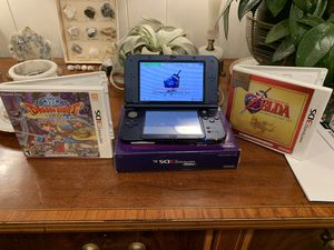 Nintendo 3Ds XL (Galaxy Edition) with 2 Games for Sale in Nashville, TN