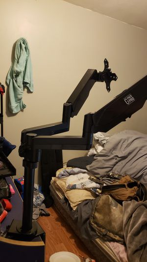 G pack pro dual monitor stand for Sale in Seattle, WA