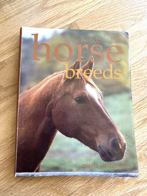 Horse Breeds book for Sale in Colorado Springs, CO
