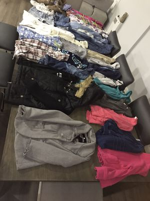 Clothes for girls ages 5-8 for Sale in Vero Beach, FL