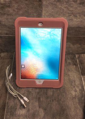 Apple iPad Mini 1 16GB WiFi & Cellular AT&T with Case for Sale in Danville, VA