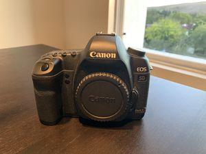 Canon EOS 5D Mark II for Sale in San Ramon, CA