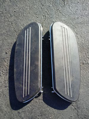 Harley Davidson rider floorboards for Sale in Los Angeles, CA