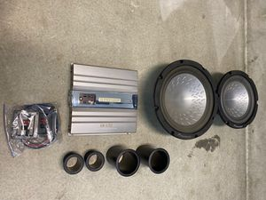 Subwoofer kit for Sale in Escondido, CA