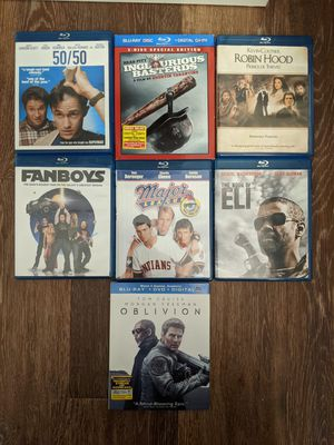 Blu ray movies for Sale in Arlington, VA