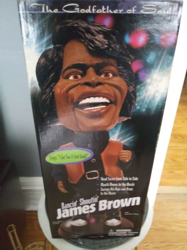 Collector's James Brown (Dance and Sings)