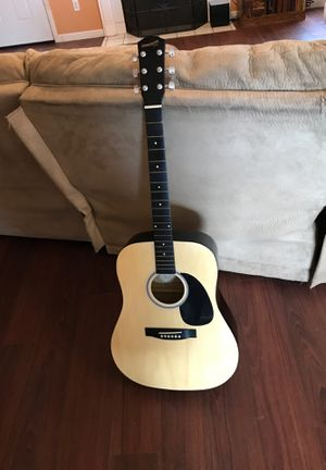 Fender Stratocaster acoustic guitar for Sale in Louisville, KY