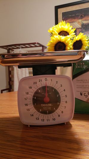 Taylor Kitchen Scale for Sale in Manor, PA