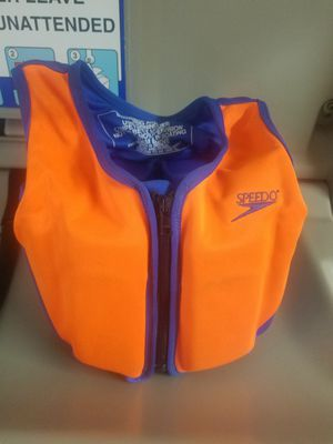 Toddler life jacket for Sale in Montrose, CO
