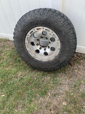 Tire with Rim for Sale in Dallas, TX