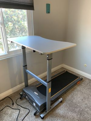Treadmill desk (like new) for Sale in San Diego, CA