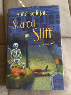 SCARED STIFF hardcover book for Sale in Hialeah, FL