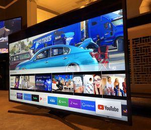 "50"" Samsung 4K ultra HD smart TV for Sale in Chesapeake, VA"