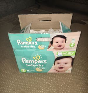 Pampers diapers size 1 for Sale in Redlands, CA