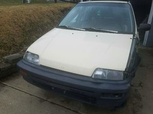 1988 Civic wagon dx MT part out for Sale in McKeesport, PA